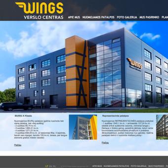 Internetinių svetainių kūrimas Vilniuje / Bona Solutions / Darbų pavyzdys ID 56910