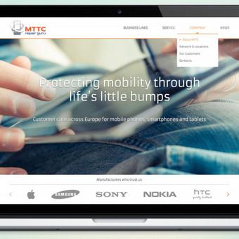www.mttc.eu | Užduotis buvo sukurti profesionaliai atrodantį, neperkrautą, šiuolaikišką tinklapio dizainą skirtą vakarų europos šalims. Sprendimui išpildyti pasirinkta naudoti daug vizuali ...
