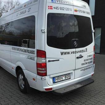 Veza LT - Danija - LT +370 604 16800 / Ramūnas / Darbų pavyzdys ID 58010
