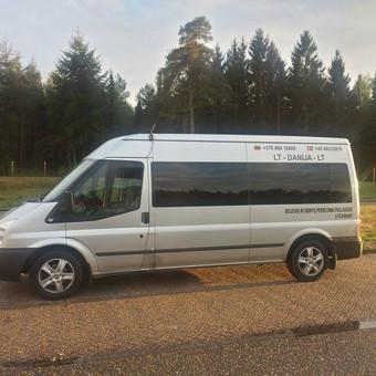 Keleivių pervežimas vezuvezu.lt 8-604 16800 / Ramūnas / Darbų pavyzdys ID 58020