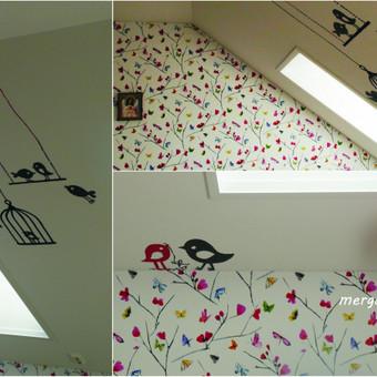 Interjero dekoravimas / Mantė Kalvelyte / Darbų pavyzdys ID 58176