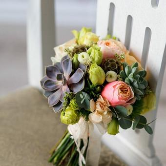 Floristas, gėlių salonas / Vilma / Darbų pavyzdys ID 58318