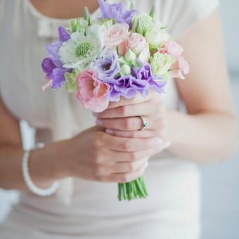Floristas, gėlių salonas / Vilma / Darbų pavyzdys ID 58325