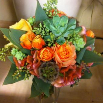 Floristas, gėlių salonas / Vilma / Darbų pavyzdys ID 58329