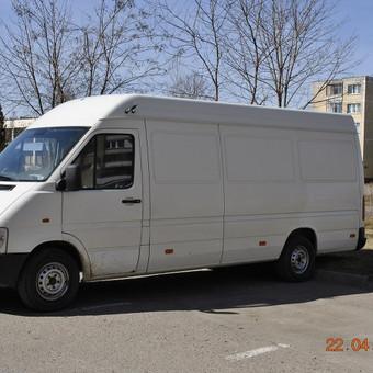 Krovinių pervežimas / Virgilijus / Darbų pavyzdys ID 58973