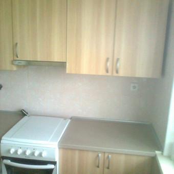 Virtuvės Baldų Gamyba / Virtuvės baldai / Darbų pavyzdys ID 59468