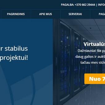 Friendlyhost - serverių nuoma, VPS, Dedikuoti, svetainių tal / Friendlyhost / Darbų pavyzdys ID 383277