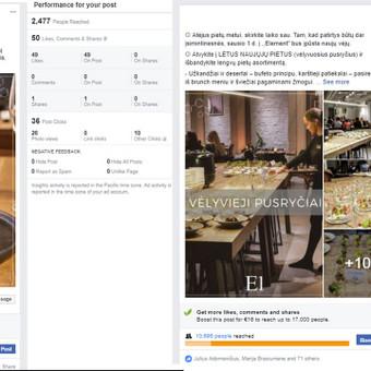Socialinių Tinklų Reklama, Internetinio Verslo Vystymas / Justinas Gecevicius / Darbų pavyzdys ID 383287