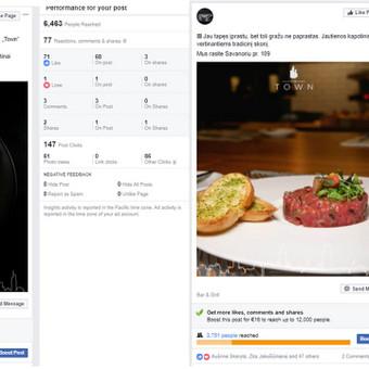 Socialinių Tinklų Reklama, Internetinio Verslo Vystymas / Justinas Gecevicius / Darbų pavyzdys ID 383293