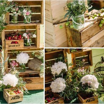Vestuvinė floristika / Arina / Darbų pavyzdys ID 383615