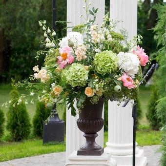 Vestuvinė floristika / Arina / Darbų pavyzdys ID 383623