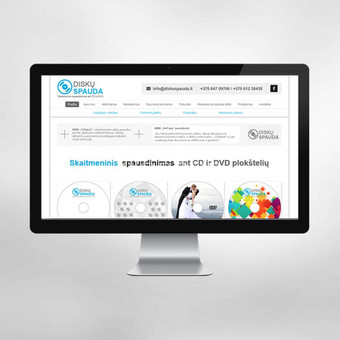 informacinių technologijų sprendimai / rdgroup.lt / Darbų pavyzdys ID 383907