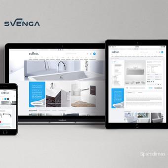 https://www.stilingavonia.lt/ Santechninės ir virtuvės įrangos elektroninė parduotuvė
