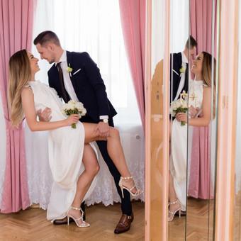 Vestuvių fotografas visoje Lietuvoje / Ernest Šumel / Darbų pavyzdys ID 384407