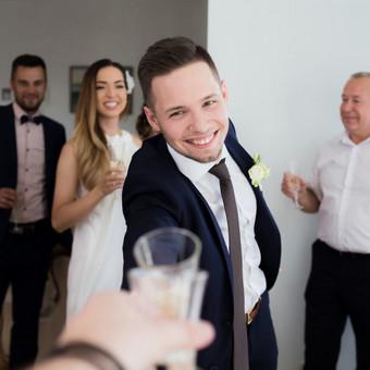 Vestuvių fotografas visoje Lietuvoje / Ernest Šumel / Darbų pavyzdys ID 384409
