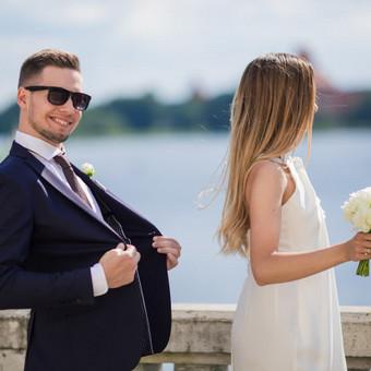 Vestuvių fotografas visoje Lietuvoje / Ernest Šumel / Darbų pavyzdys ID 384425