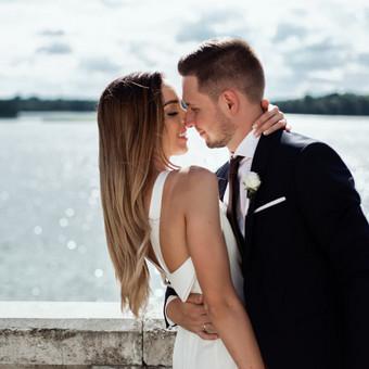 Vestuvių fotografas visoje Lietuvoje / Ernest Šumel / Darbų pavyzdys ID 384429