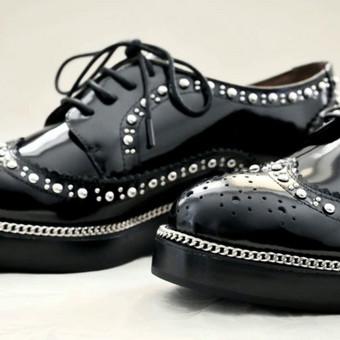 Jeffrey Campell batai š LavaL . Batų fotografija + video iš nuotraukų.