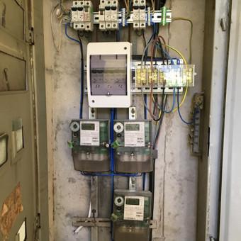 Varžų matavimai, elektros darbai, projektavimas / Ričardas Elektrikas / Darbų pavyzdys ID 273979