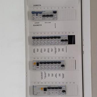 Varžų matavimai, elektros darbai, projektavimas / Ričardas Elektrikas / Darbų pavyzdys ID 273991
