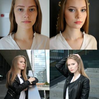 Vizažistė ir šukuosenų stilistė / Giedrė Vainauskienė / Darbų pavyzdys ID 61077