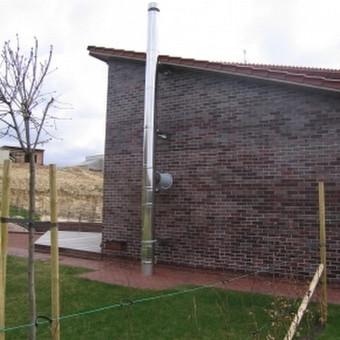 Kaminų valymas, kaminų restauravimas, atnaujinimas / UAB ,,Kad nebūtų šalta'' / Darbų pavyzdys ID 385567