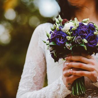 Priimu registracijas 2020 metų vestuvių sezonui! / Snieguolė / Darbų pavyzdys ID 385673
