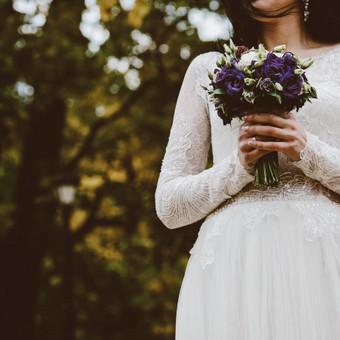Priimu registracijas 2020 metų vestuvių sezonui! / Snieguolė / Darbų pavyzdys ID 385675