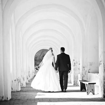 Priimu registracijas 2020 metų vestuvių sezonui! / Snieguolė / Darbų pavyzdys ID 385757