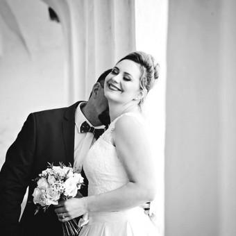 Priimu registracijas 2020 metų vestuvių sezonui! / Snieguolė / Darbų pavyzdys ID 385759