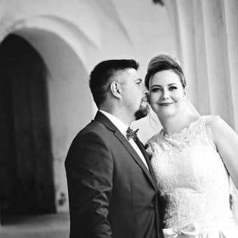 Priimu registracijas 2020 metų vestuvių sezonui! / Snieguolė / Darbų pavyzdys ID 385763