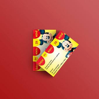 Grafinio dizaino paslaugos / Simona Viršilaitė / Darbų pavyzdys ID 385911