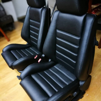 Minkštų baldų remontas, sėdynių siuvimas / RESTAauto / Darbų pavyzdys ID 386511