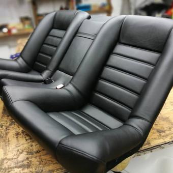 Minkštų baldų remontas, sėdynių siuvimas / RESTAauto / Darbų pavyzdys ID 386513