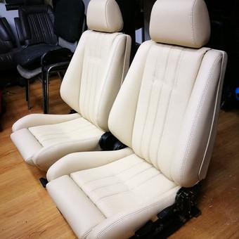 Minkštų baldų remontas, sėdynių siuvimas / RESTAauto / Darbų pavyzdys ID 386515