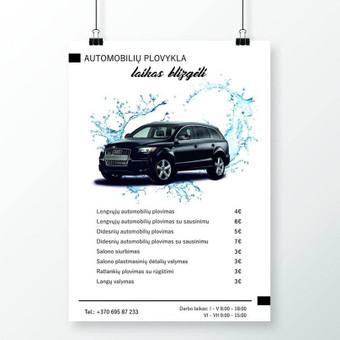 Grafinio dizaino paslaugos / Simona Viršilaitė / Darbų pavyzdys ID 387785
