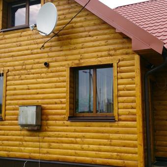 ŠE meistrai. Stogai, fasadai, karkasai, šiltinimas / Šniuolis Evaldas / Darbų pavyzdys ID 387831