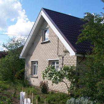 ŠE meistrai. Stogai, fasadai, karkasai, šiltinimas / Šniuolis Evaldas / Darbų pavyzdys ID 387835