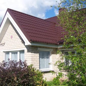 ŠE meistrai. Stogai, fasadai, karkasai, šiltinimas / Šniuolis Evaldas / Darbų pavyzdys ID 387837