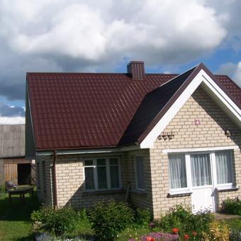 ŠE meistrai. Stogai, fasadai, karkasai, šiltinimas / Šniuolis Evaldas / Darbų pavyzdys ID 387839