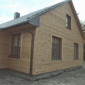 ŠE meistrai. Stogai, fasadai, karkasai, šiltinimas / Šniuolis Evaldas / Darbų pavyzdys ID 387903