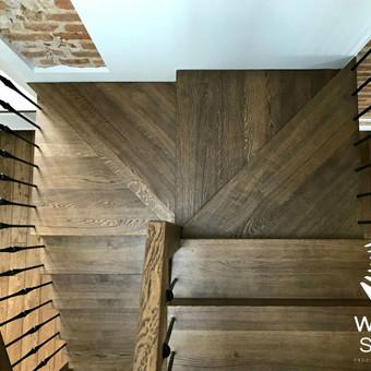 Laiptų gamyba ir projektavimas / UAB Wood Step / Darbų pavyzdys ID 388785