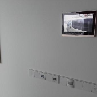 Elektrikas, elektros darbai, signalizacija, vaizdo kameros / Tadas Bikinas / Darbų pavyzdys ID 388903
