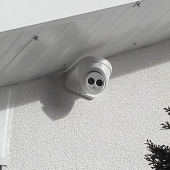 Elektrikas, elektros darbai, signalizacija, vaizdo kameros / Tadas Bikinas / Darbų pavyzdys ID 388933