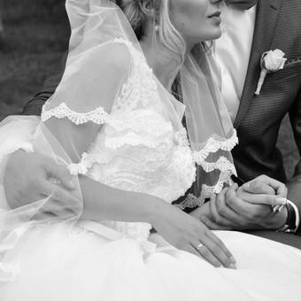Vestuvių ir kitų progų fotografavimas Panevėžyje / Erika Nėnė / Darbų pavyzdys ID 388995