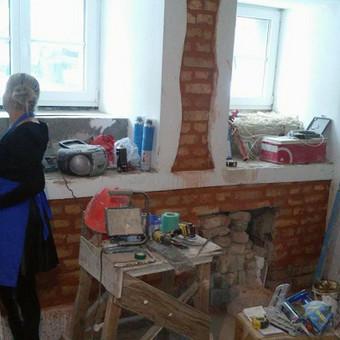 Kruopštus postatybinis namų, butų ir kitų patalpų valymas-tvarkimas