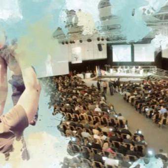 """Konferencija """"Atsakinga Tėvystė"""" Užsakovas: Litexpo"""