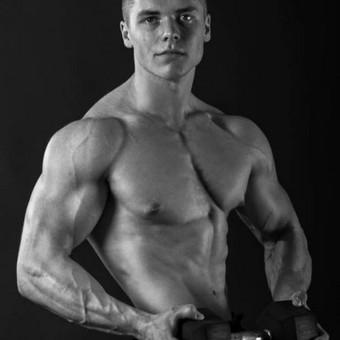 Asmeninis treneris-mitybos konsultantas / Deividas Jonikaitis / Darbų pavyzdys ID 390725