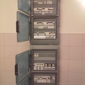 Elektrikas, elektros darbai, signalizacija, vaizdo kameros / Tadas Bikinas / Darbų pavyzdys ID 388863