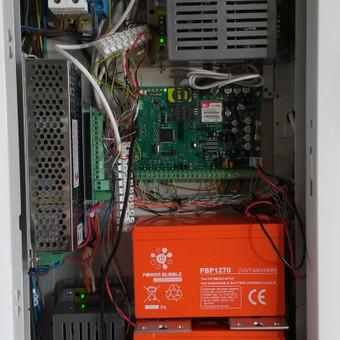 Elektrikas, elektros darbai, signalizacija, vaizdo kameros / Tadas Bikinas / Darbų pavyzdys ID 388923